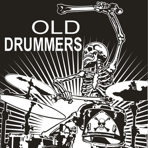 OLD Drummer never die