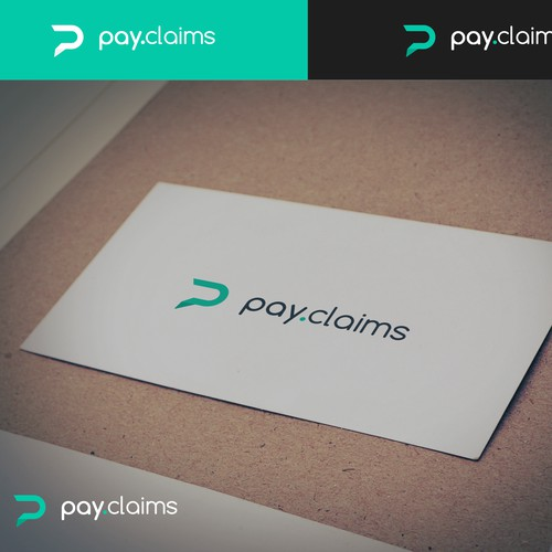 Logo design for pay.claims