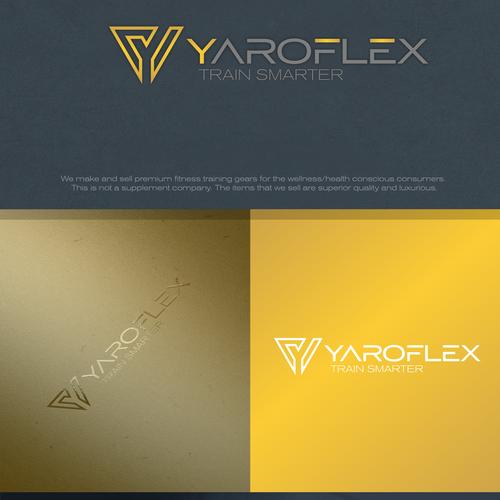 Yaroflex logo design
