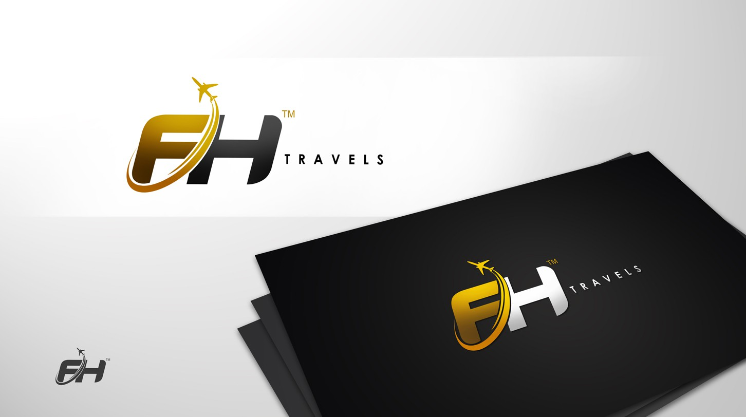 New logo wanted for FH TRAVEL (FLYING HIGH TRAVEL)