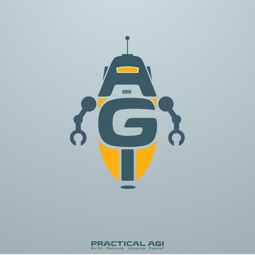 Creating a logo for Practical AGI