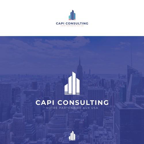 Concept de logo Capi Consulting