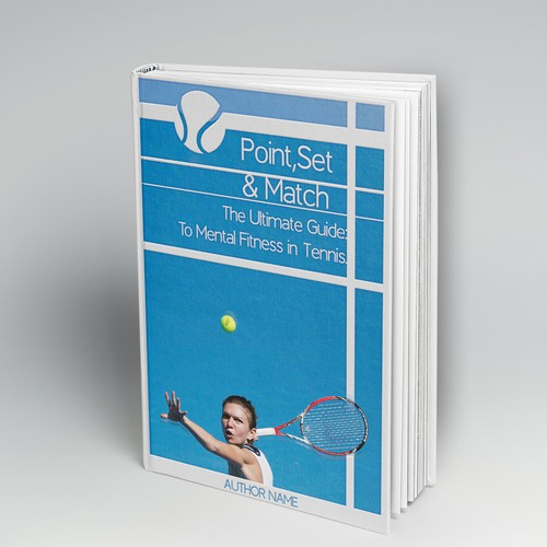 What does your Intelligence and Creativity Enable you to Design of aBook About Tennis?