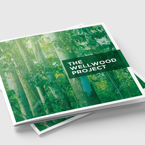 Brochure for Wellwood Forestry