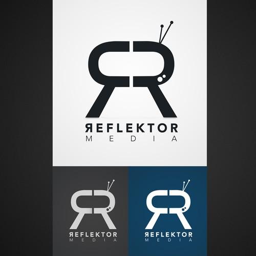 Logo for TV production company