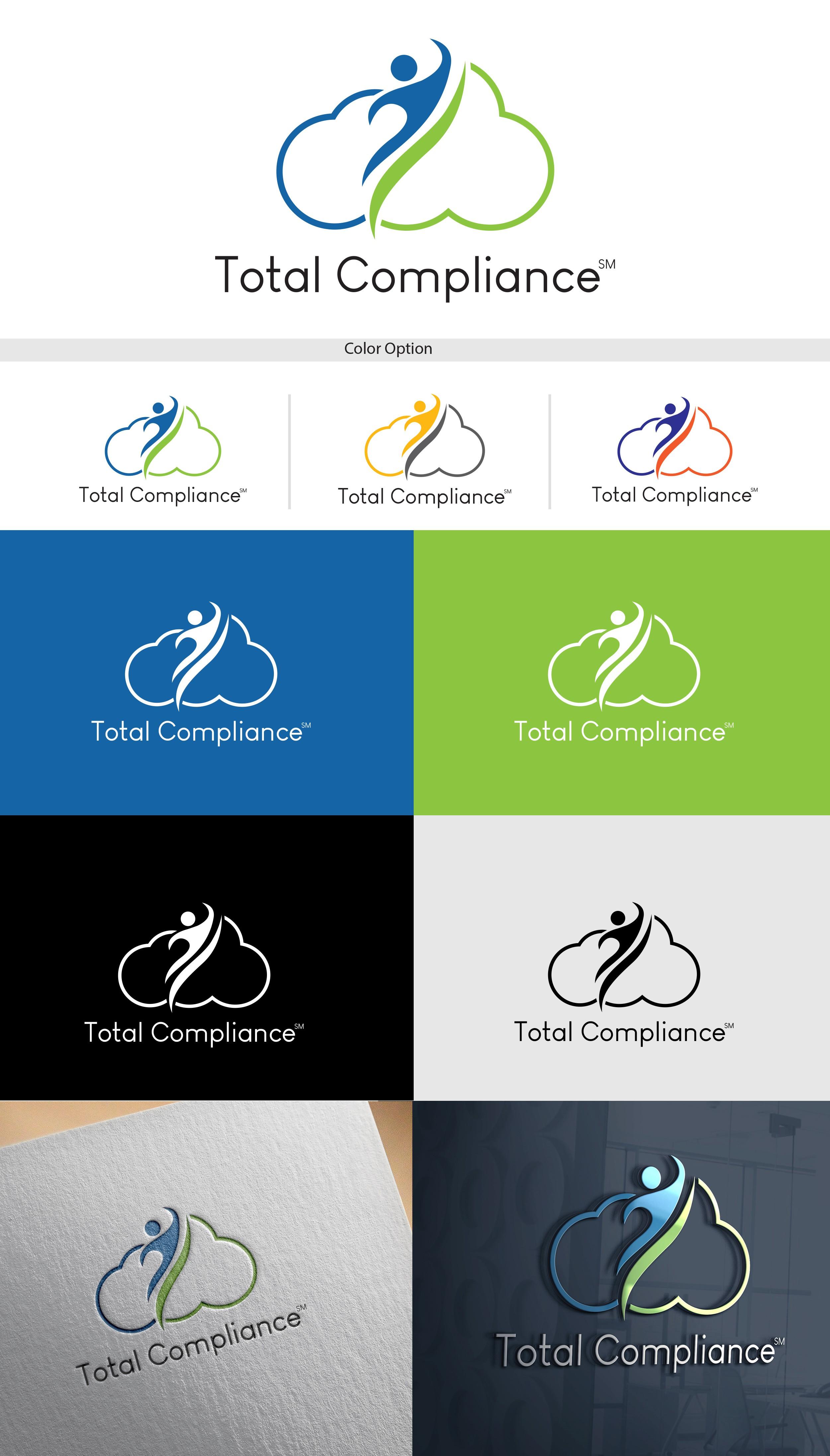 Total Compliance Logo Design