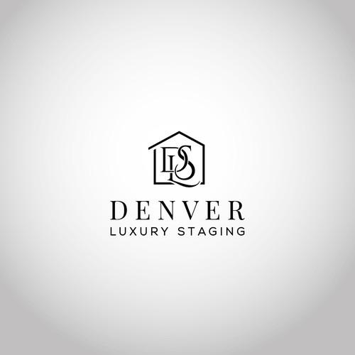 logo for home staging/design co.