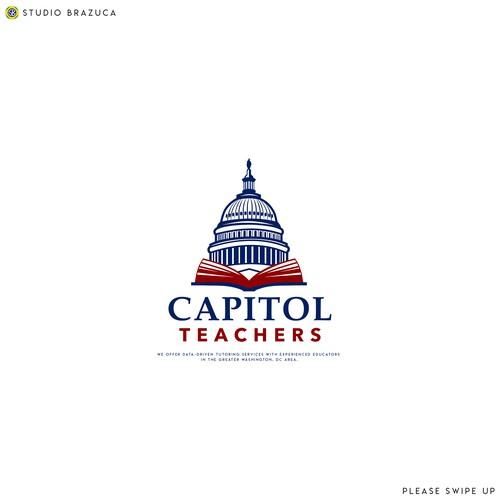 "Winner of ""Capitol Teachers"" Contest"