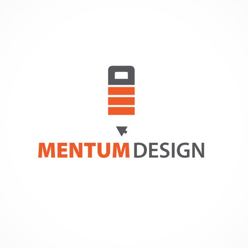 Create our new logo for Mentum Design and help build our brand