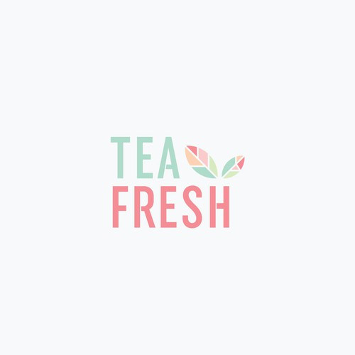 Logo design for TeaFresh