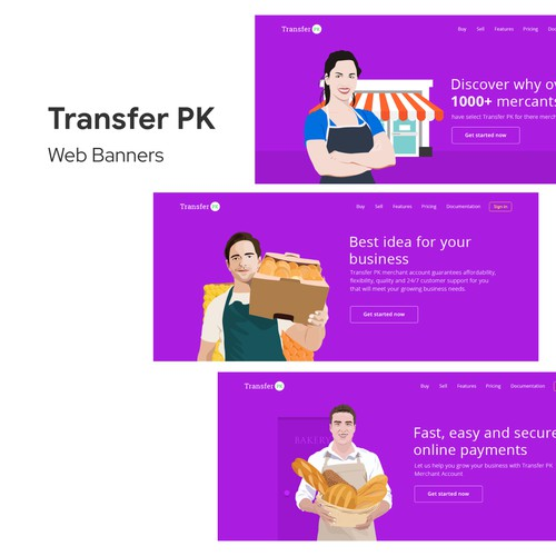 Transfer PK Website Banner