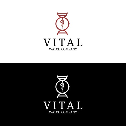 Logo Concept for Vital Watch Company