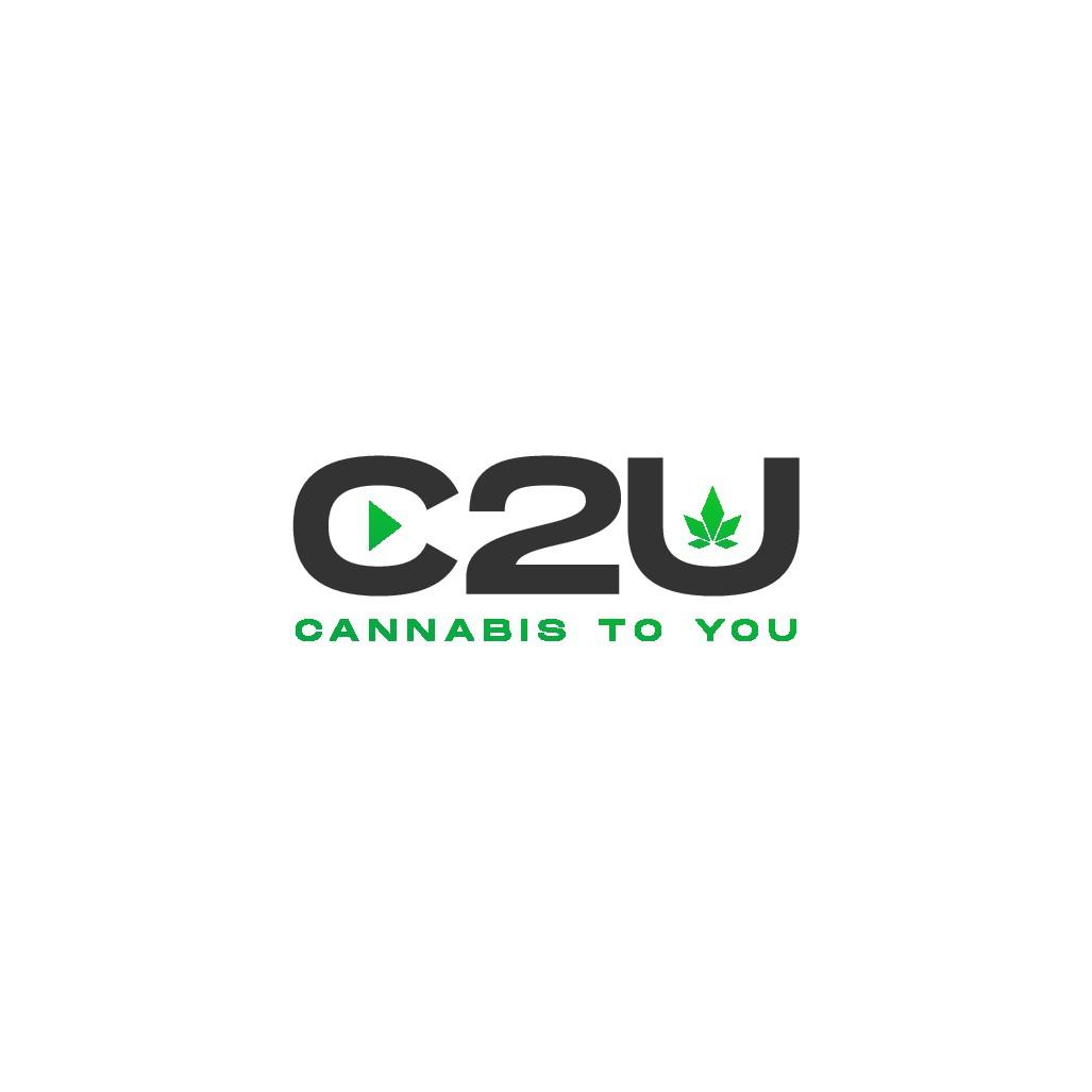 Cannabis Plant Streaming Service Logo