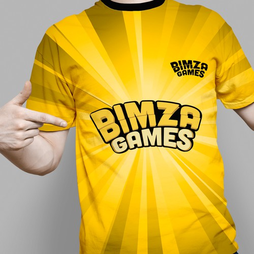 Bimza Games Logo