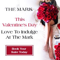 Mark Hotel Valentine's Day 2018