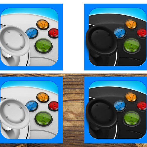 Gamepad app icon 2