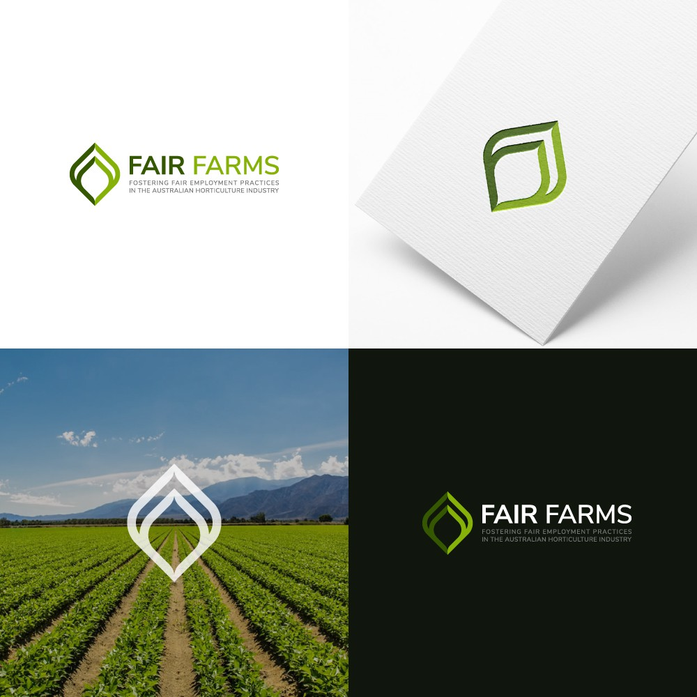 "Design the logo for Australia's new ethical employment certification program ""Fair Farms"""