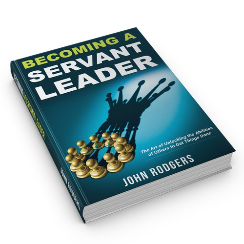 Cover for Becoming a Servant Leader