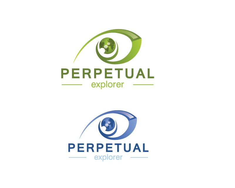 Help Perpetual Explorer with a new logo