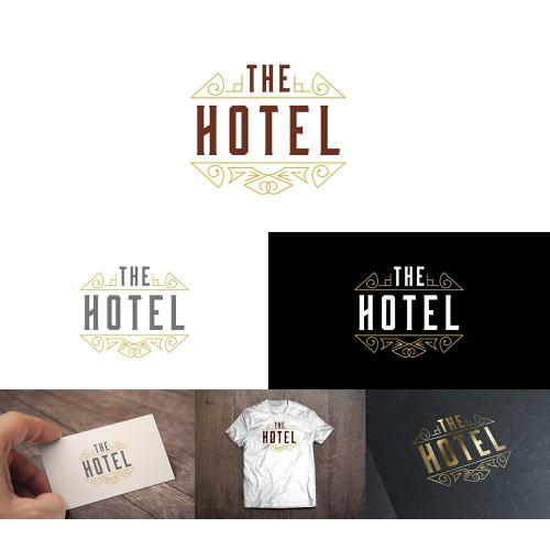 logo for escape hotel