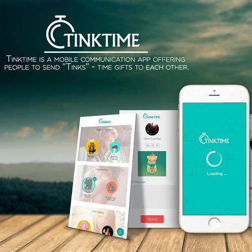 Tinktime design app