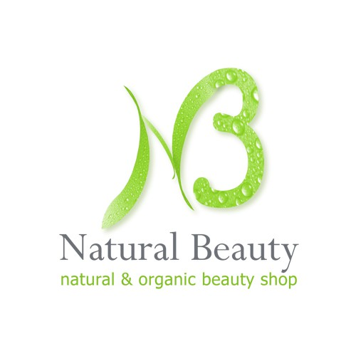 Logo for NaturalBeauty.com - a new web store