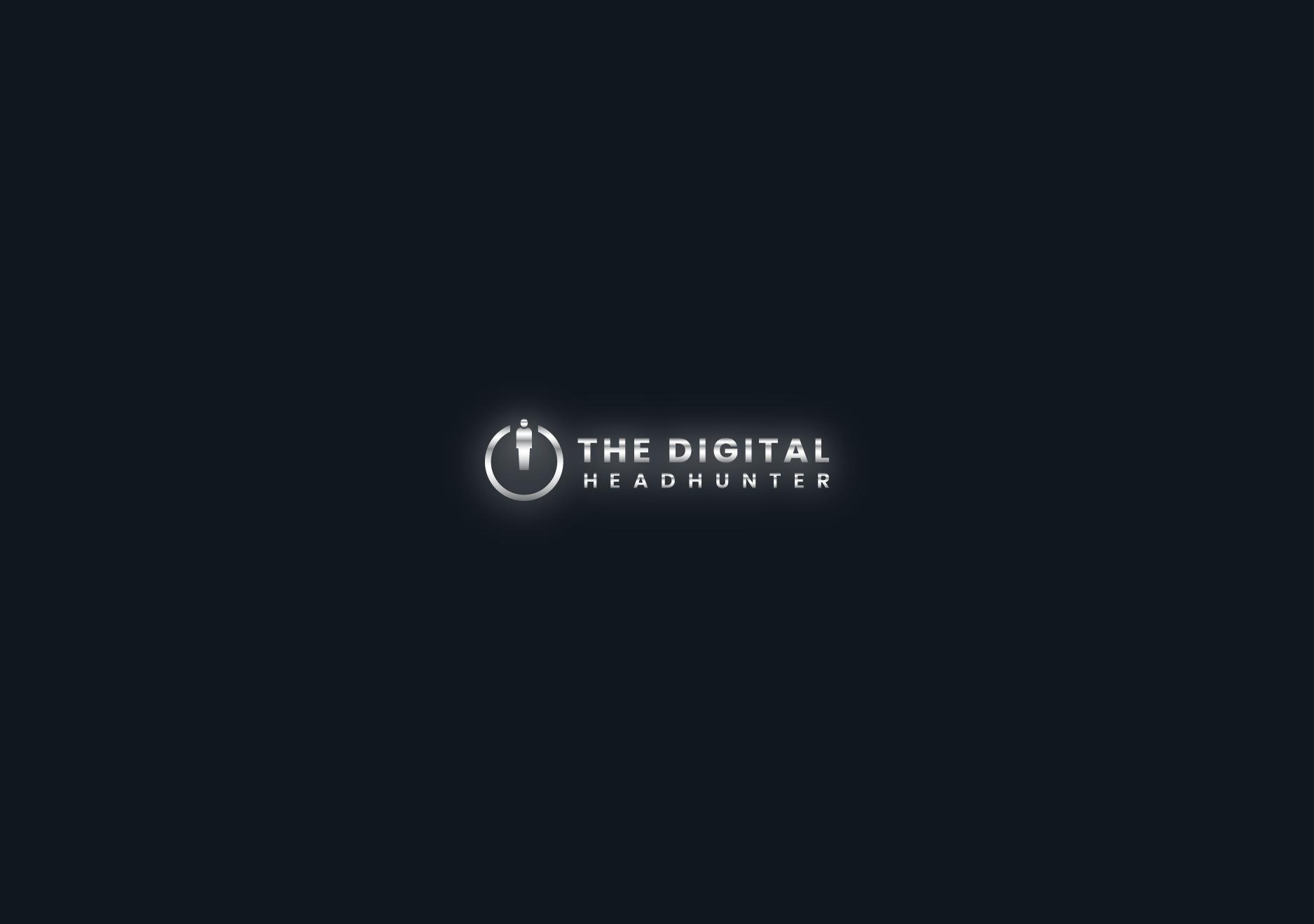 Design a logo for The Digital Headhunter
