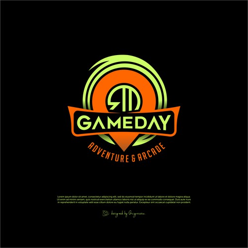 Gameday Logo Design