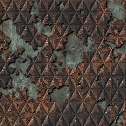 Industrial Wallpaper Design