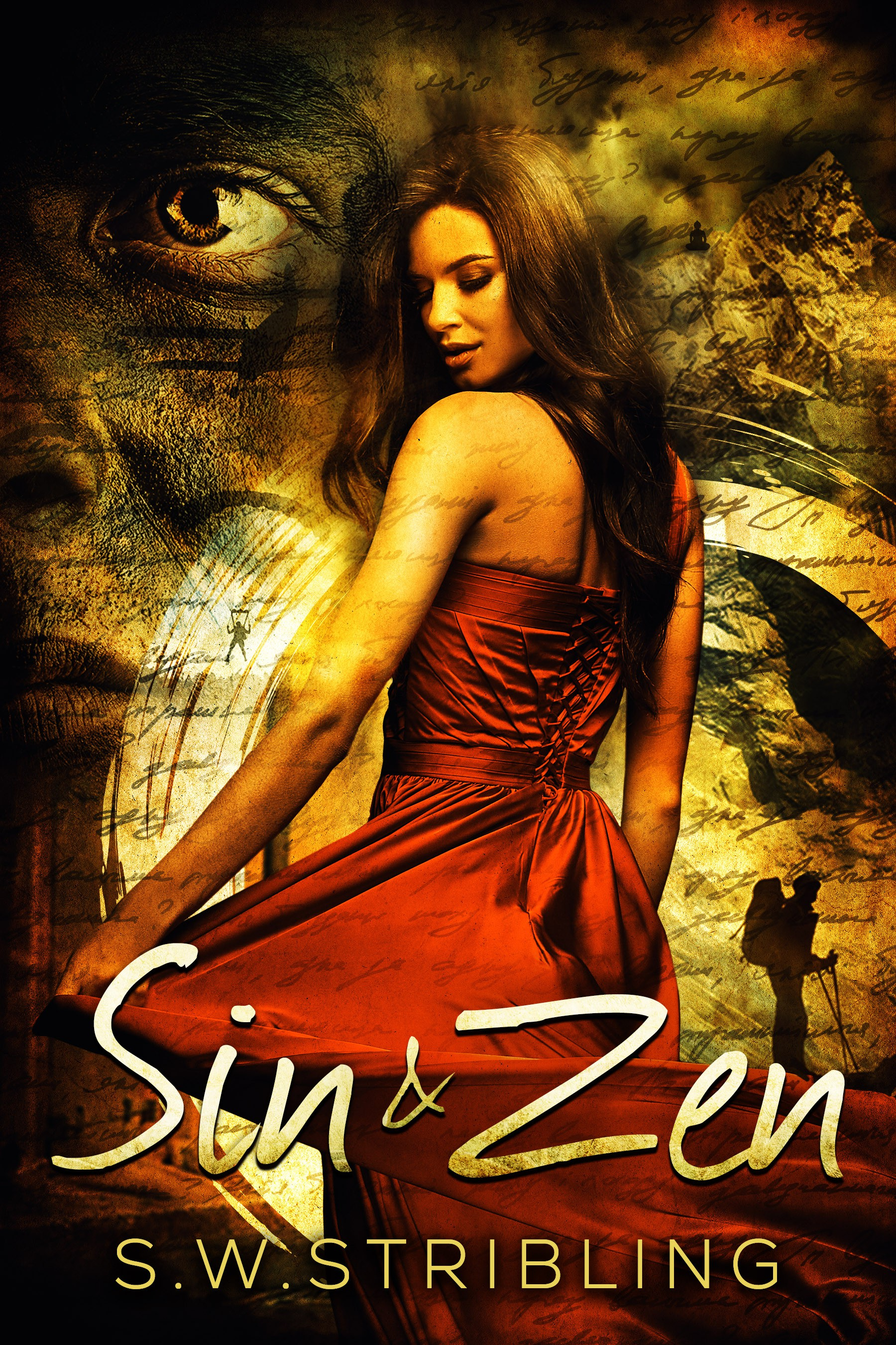 Sin and Zen - Cover
