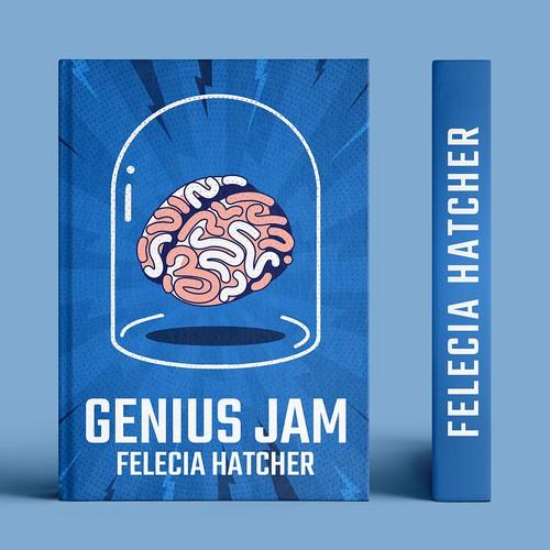 Contest Entry for Inspirational / Genius Book Cover