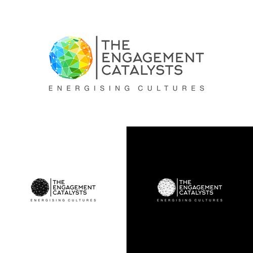 The Engagement Catalysts logo design