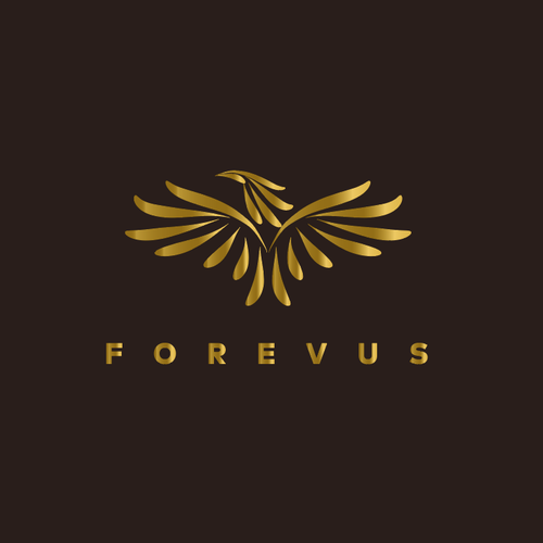 Logo concept for a watch company