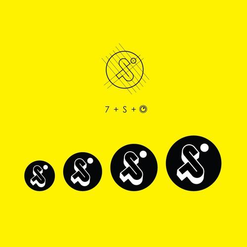 Logo for a studio