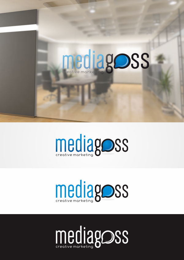 fresh and modern logo needed for brand new media and marketing business