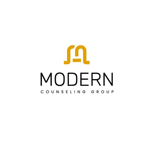 Logo for Modern conseling group.