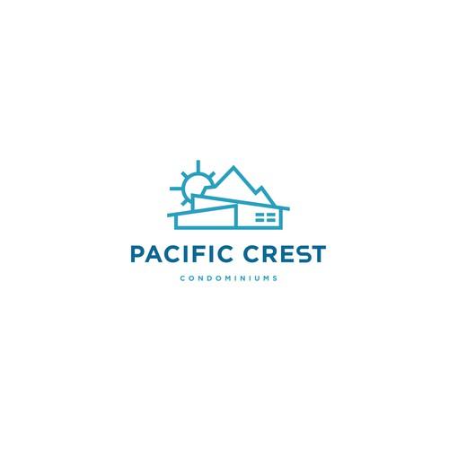 pacific crest condominium logo