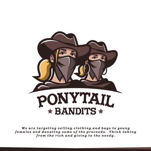 Polytail Bandits logo