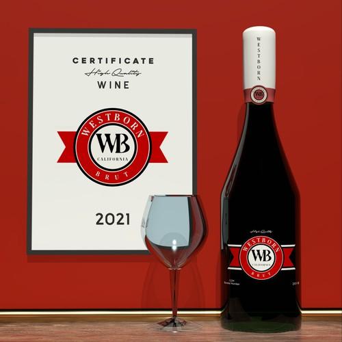 Westborn Sparkling Wine