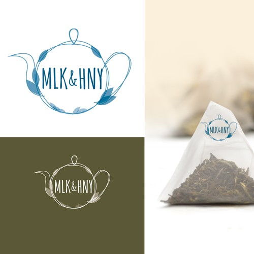Grab a cuppa & please create a lovely logo for my tea business!