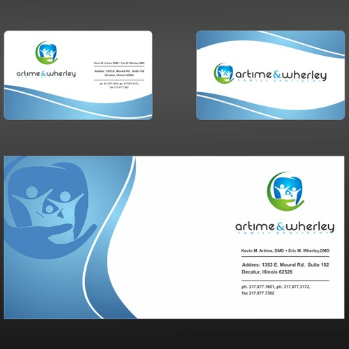 New logo wanted for Artime & Wherley, DMD - Family Dentistry