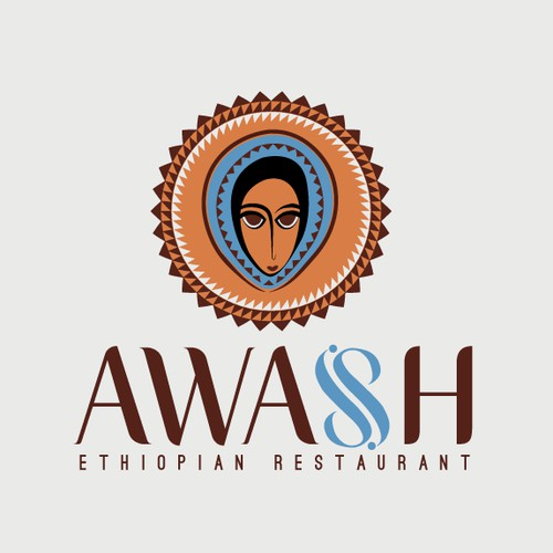 Awash Ethiopian Restaurant needs a logo