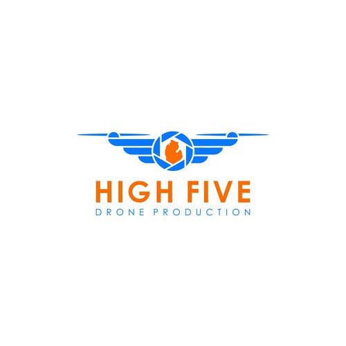 HIGH FIVE Drone Production