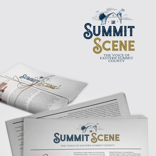 Logo for Summit Scene