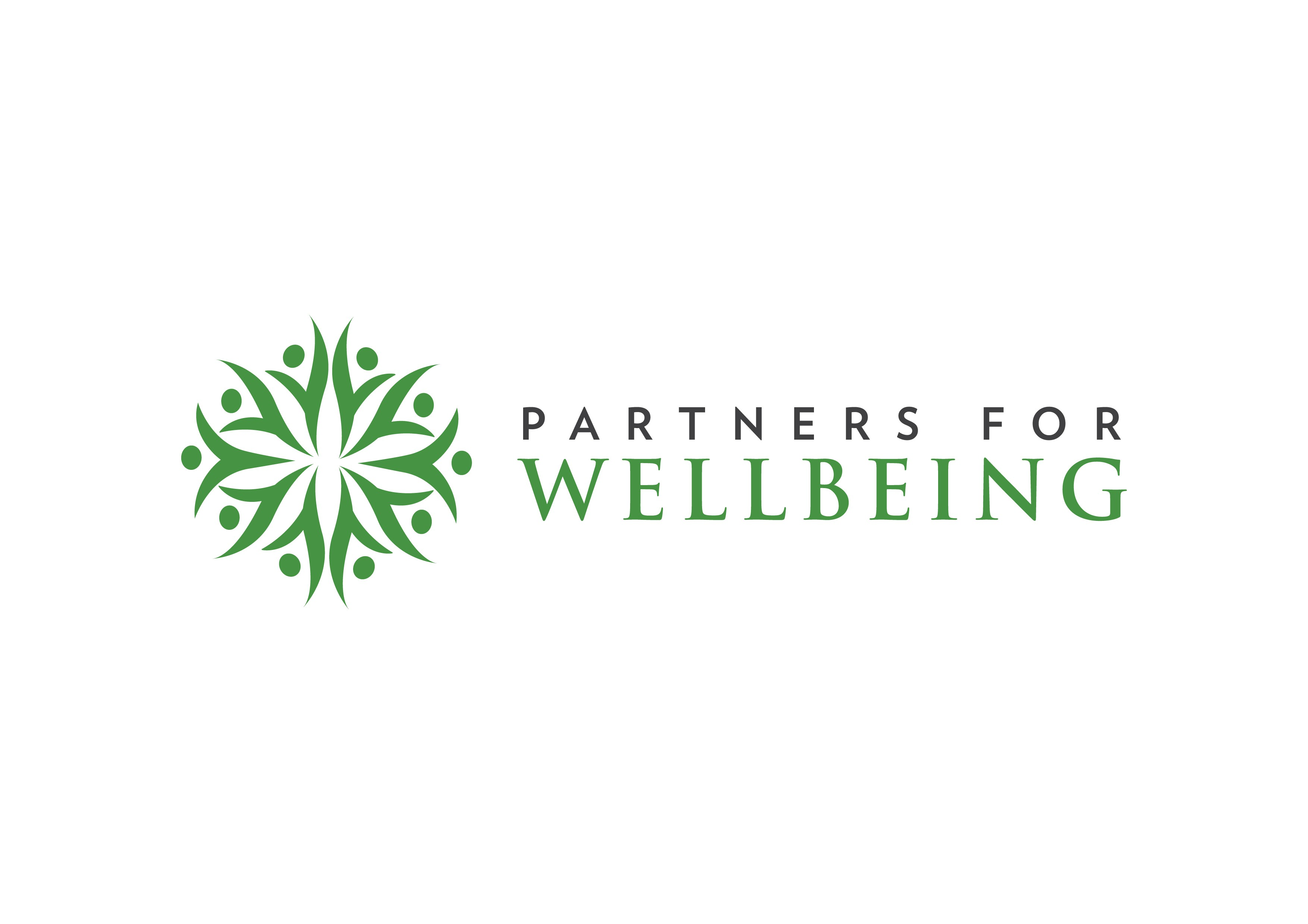 Create an impactful logo for a young start-up promoting greater wellbeing