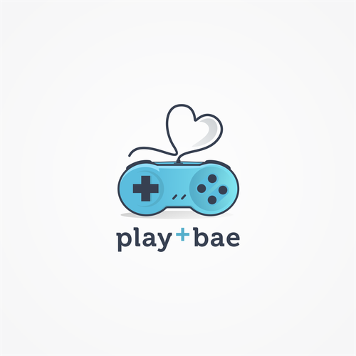PlayBae - Logo for gamer's dating