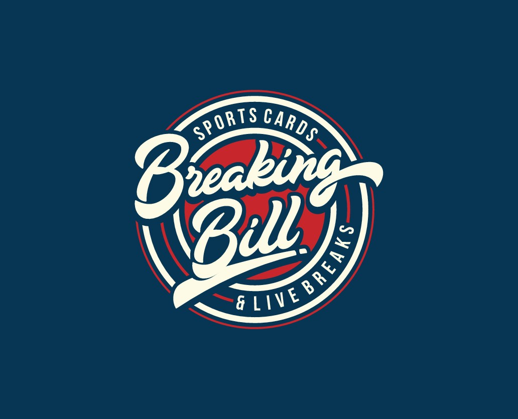 Need a sports related logo for Breaking Bill Sports Cards