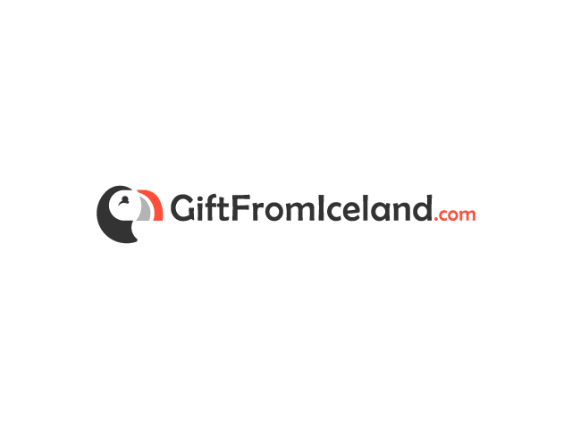 Design a logo for giftfromiceland.com