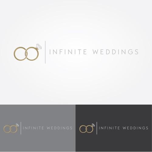 Logo for Infinite Weddings