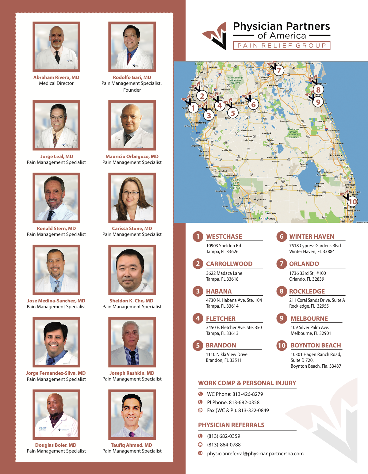 Updated Florida Physician Flyer 08-2017